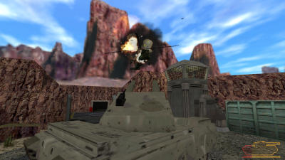 Invasion screenshot
