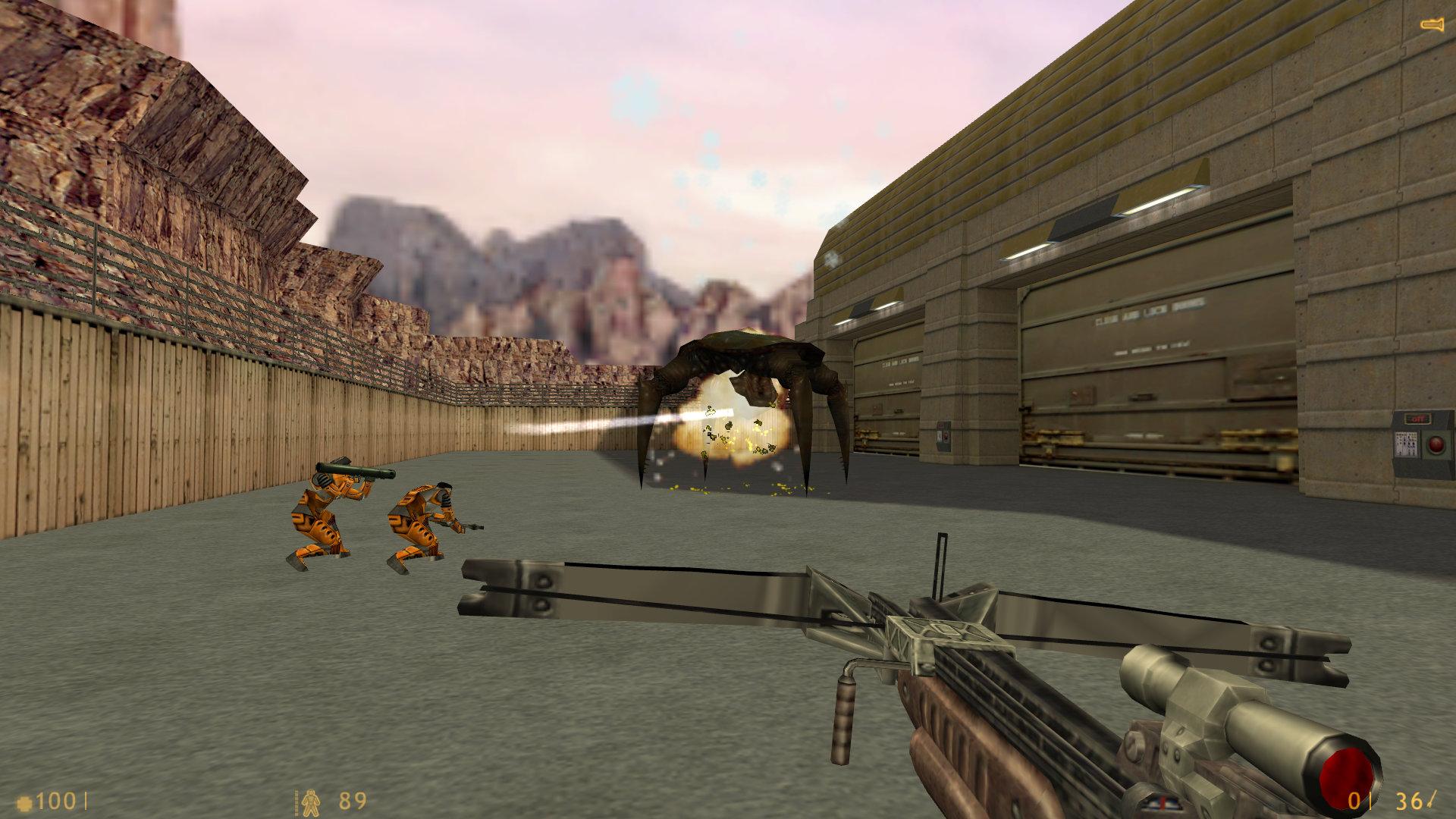 100 Half-Life 1 Mods: page 3 - Andrej Mernik's Homepage