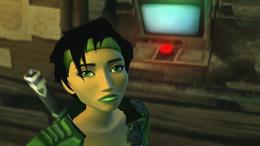 Beyond Good and Evil: vmesne sekvence