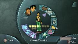 Beyond Good and Evil: inventar