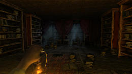 Zaslonska slika igre Amnesia: The Dark Descent