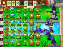 Zaslonska slika igre Plants vs. Zombies GOTY Edition