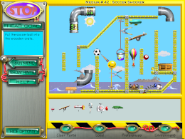 Zaslonska slika igre Return of the Incredible Machine: Contraptions