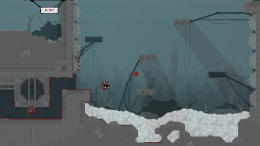 Zaslonska slika igre Super Meat Boy