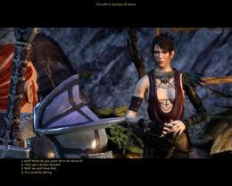 Dragon Age: Origins: Morrigan