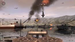 Medal of Honor: Pacific Assault: strojnica