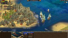 Rise of Nations: Thrones and Patriots: taktično ozko grlo