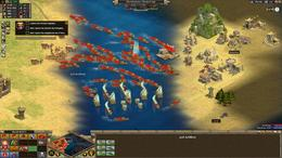 Rise of Nations: Thrones and Patriots: invazija