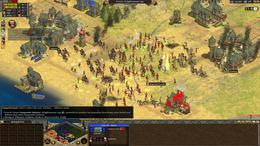 Rise of Nations: Thrones and Patriots: na juriš