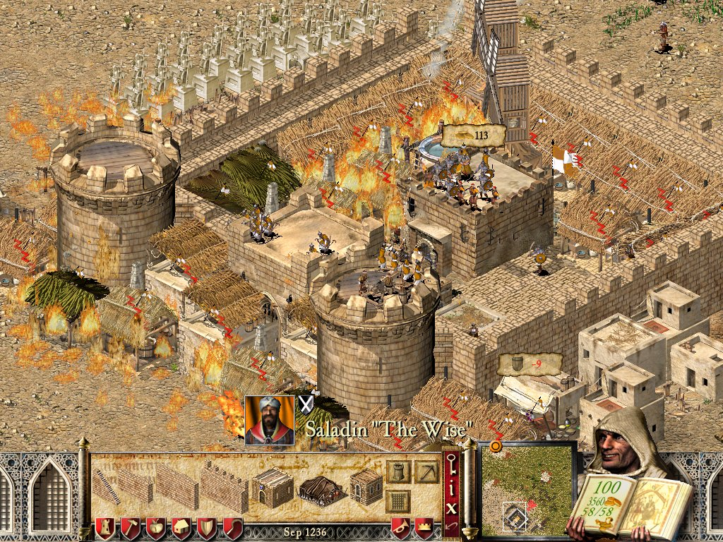 Stronghold ( video game)