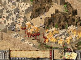 Opis igre Stronghold: Crusader