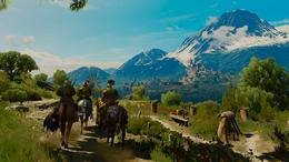 The Witcher 3: Wild Hunt GOTY: Toussaint